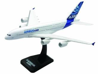 Model - Airbus A380. Classic Planes Series