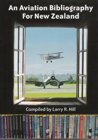 Book - An Aviation Bibliography for NZ