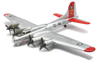 Model - Boeing B-17 Flying Fortress - Classic Planes Series