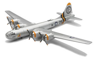 Model - Boeing B-29 Super Fortress. Classic Planes Series