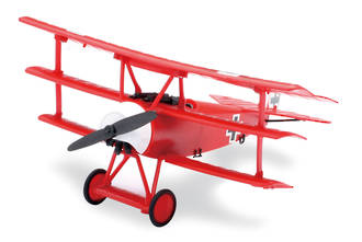 Model - Fokker Dr1. Classic Planes Series