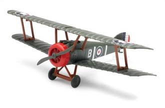 Model - Sopwith Camel F1. Classic Planes Series