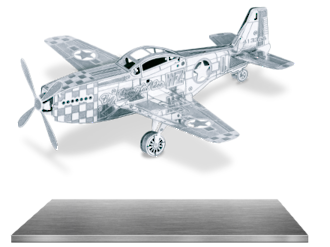 Metal Earth - P51 Mustang
