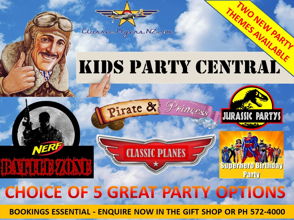 Kids Party Poster