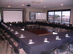 Boeing Room Classroom Square
