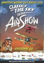 Classics of the Sky Air Show Programme